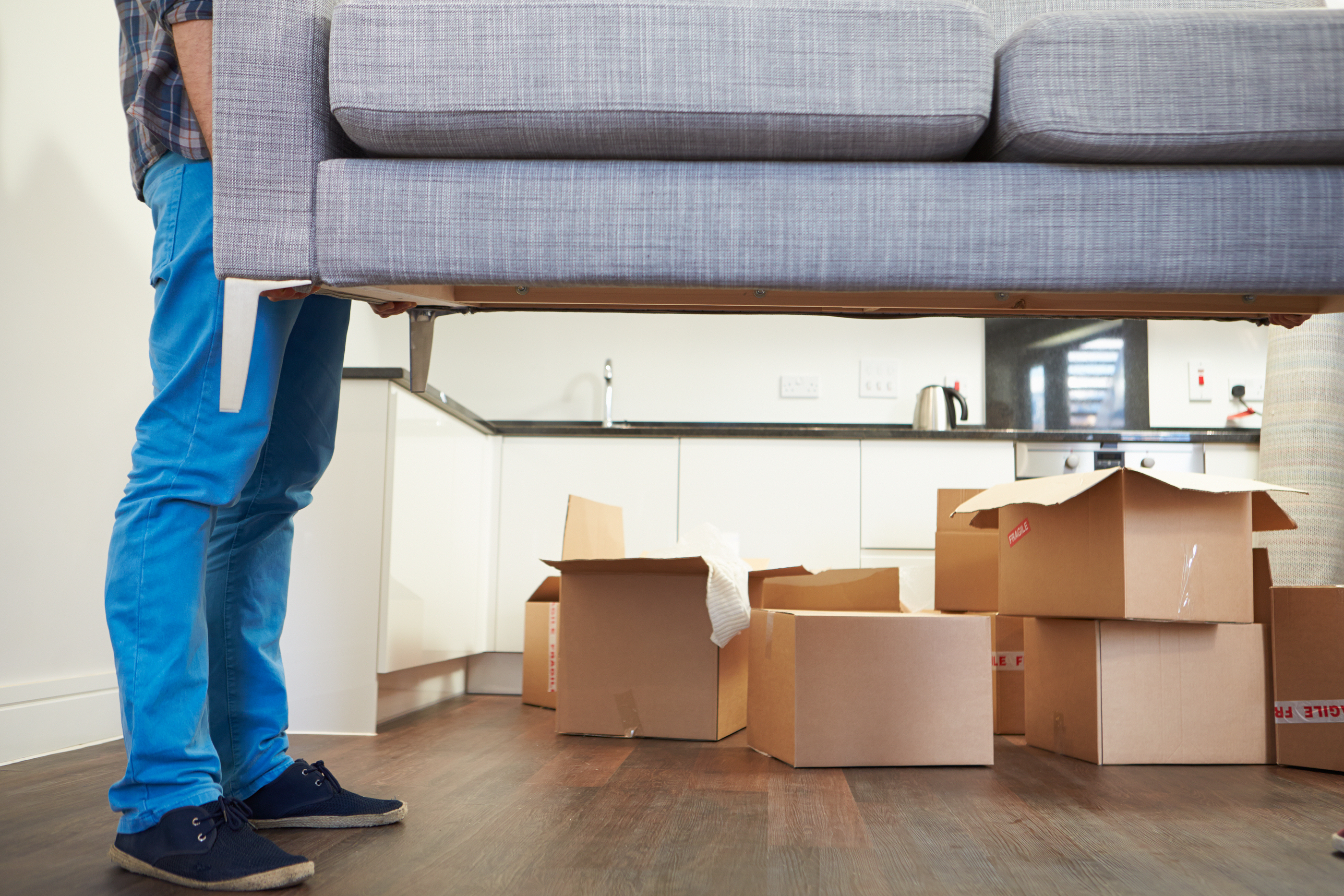 Changing Homes-Navigating a move