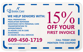 A+ Senior Care Coupons